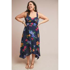 New Anthropologie Vivienne Maxi Dress by Maeve